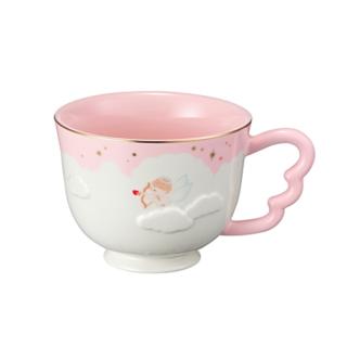 Starbucks Coffee - ★韓国スタバ★バレンタインMD★限定★キューピットカップルピンクマグ