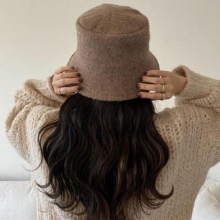 TODAYFUL - lawgy remore wool aw hat