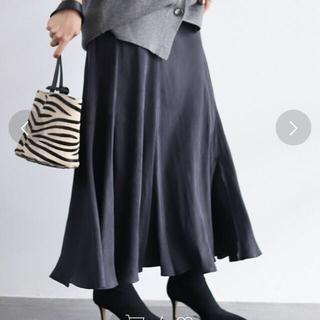 Plage - Plage Fibril スカート 黒  36  未使用品