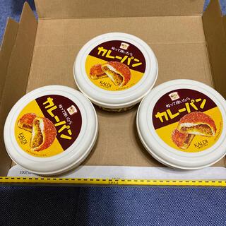カルディ(KALDI)の新品 KALDI 食パンにぬって焼いたらカレーパン(調味料)