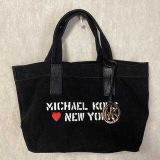 Michael Kors - マイケルコース キャンパストートバッグ