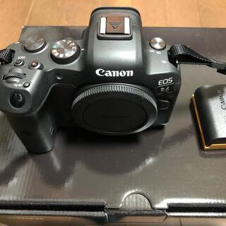Canon - 美品 eos r6 canon キャノン 三回使用 おまけ付