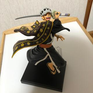 バンダイ(BANDAI)のワンピース トラファルガーロー 一番くじ フィギュア(キャラクターグッズ)
