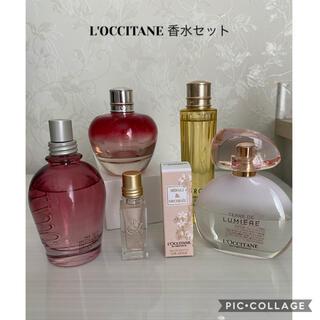 ロクシタン(L'OCCITANE)のL'OCCITANE ロクシタン 香水セット(香水(女性用))