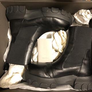 Rick Owens - rick owens bozo boots