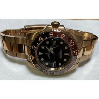 ROLEX - Rolex GMT エバーローズゴールド