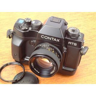 京セラ - CONTAX RTSⅢ + Planar 50mm F1.4 AEJ
