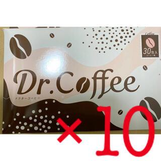 ドクターコーヒー コーヒー味 30袋 10箱