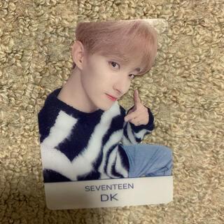 SEVENTEEN - SEVENTEEN DK ドギョム クリアカード