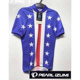 パール(pearl)のPEARL IZUMI 男女兼用サイクルウェア半袖 ジャージ ロードバイク(ウエア)