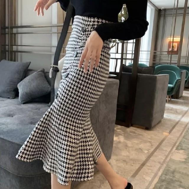 Rady(レディー)の新品🔸デザイナーファッションマーメイドフレアタイトスカート レディースのスカート(ひざ丈スカート)の商品写真