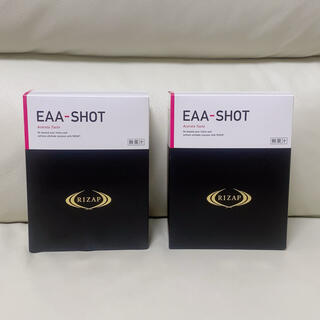 アジノモト(味の素)のRIZAP EAA-SHOT アセロラ味 ライザップ アミノ酸 新品未使用(アミノ酸)