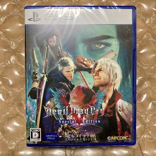 PlayStation - デビル メイ クライ 5 スペシャルエディション PS5