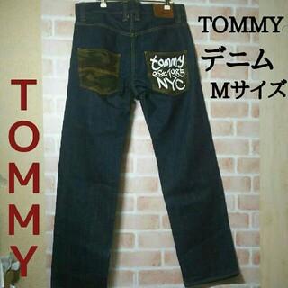 トミー(TOMMY)の【シロップ様専用】TOMMY トミー デニム ジーンズ  Mサイズ!(デニム/ジーンズ)