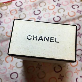 シャネル(CHANEL)のCHANEL N°19 空箱(容器)