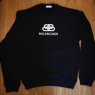 Balenciaga - BALENCIAGA BBロゴ スウェット バレンシアガ パーカー