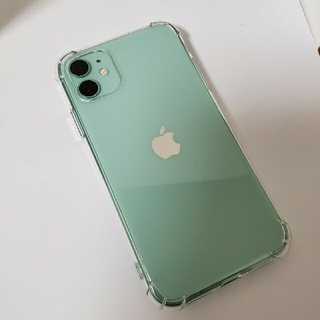Apple - iPhone 11 Green 64GB バッテリー89% 画面キズあり