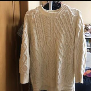 LOWRYS FARM - ニットセーター