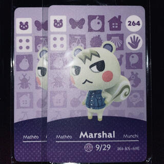 Nintendo Switch - amiiboカード どうぶつの森 ジュン