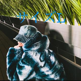 Supreme - Supreme Faux Fur Reversible Hooded L