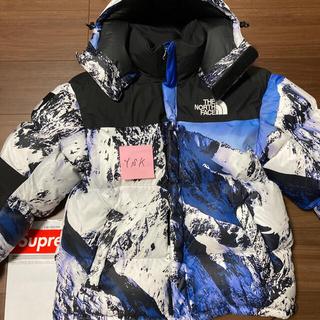 Supreme - supreme バルトロ 雪山
