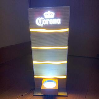 コロナ - コロナビール非売品 LEDボトルスタンド 中古