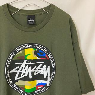 STUSSY - Tシャツ ステューシー stussy  ストリート