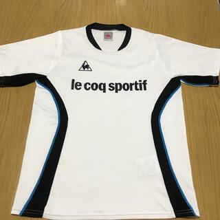 ルコックスポルティフ(le coq sportif)のle coq sportiff Tシャツ(Tシャツ/カットソー(半袖/袖なし))