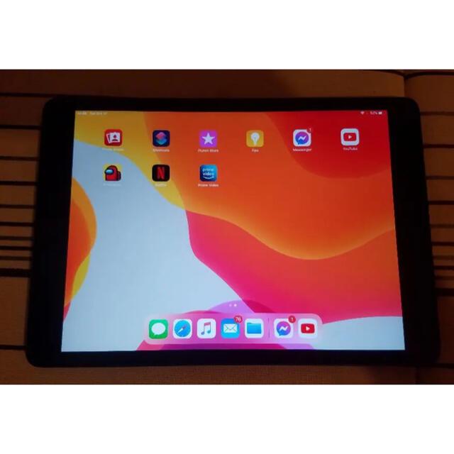 iPad(アイパッド)のiPad 第7世代 32GB WIFI モデル スマホ/家電/カメラのPC/タブレット(タブレット)の商品写真