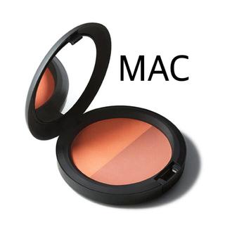 MAC - MAC マック ムーン マスターピース パウダーブラッシュデュオ チーク
