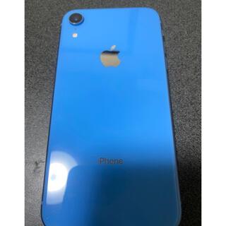 iPhone - iPhone XR 256gb ブルー