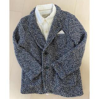 ZARA KIDS - ZARA フォーマル  スーツ ジャケット シャツ 116