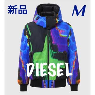 DIESEL - 【新品】DIESELディーゼル W-ON-AOPジャケットブルゾン M 送料無料