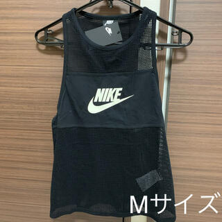 NIKE - NIKE タンクトップ  黒 ブラック 婦人 Mサイズ