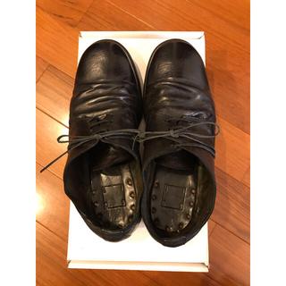 グイディ(GUIDI)のGUIDI グイディ lowlace shoes 40 25.0相当(ブーツ)