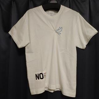 コムデギャルソン(COMME des GARCONS)のTigran Avetisyan ティグランアヴェティスヤン 青い鳥刺繍Tシャツ(Tシャツ/カットソー(半袖/袖なし))
