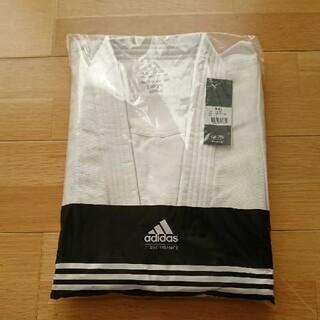 アディダス(adidas)の新品 adidas 練習用 柔道着 上下 白帯付き 150㎝ 2号 ホワイト 白(相撲/武道)
