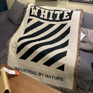 OFF-WHITE - おしゃれ 室内  北欧風  カーペット ラグ タペストリー OFF-WHITE