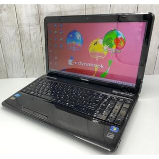 東芝 - 最高スペック 東芝 ノートPC Core i7 SSD512GB メモリ16GB