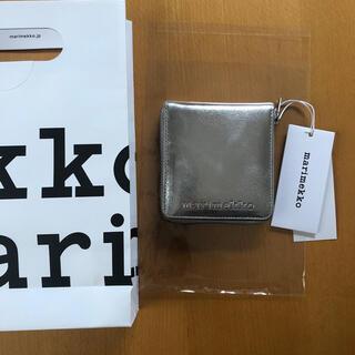 marimekko - マリメッコ marimekko  二つ折り財布