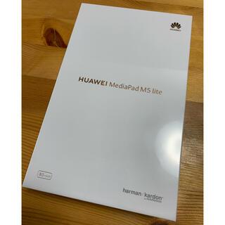 HUAWEI - HUAWEI MediaPad M5 lite 8 LTE版 SIMフリー