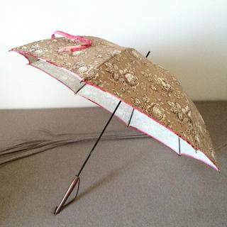 トゥモローランド(TOMORROWLAND)の【新品】CARNET 晴雨兼用傘 POE(傘)