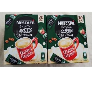 Nestle - Excella ふわラテ まったり深い味2箱分
