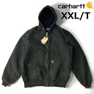 carhartt - カーハート Duck Active Jacket(XXL/T)緑 181218