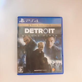 PlayStation4 - Detroit: Become Human(Value Selection) P