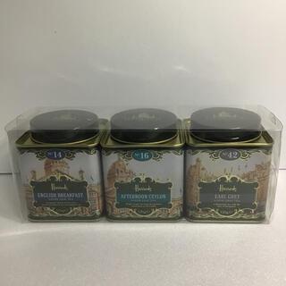 ハロッズ(Harrods)の高級紅茶 Harrods     LOOSE  LEAF TEA.  ハロッズ(茶)