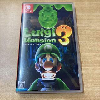 Nintendo Switch - 【Nintendo Switch ソフト】ルイージマンション3
