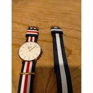 ダニエルウェリントン(Daniel Wellington)の腕時計(ダニエルウェリントン)(腕時計(アナログ))