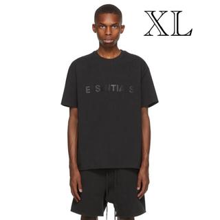 フィアオブゴッド(FEAR OF GOD)のEssentials Black T-SHIRT XL(Tシャツ/カットソー(半袖/袖なし))