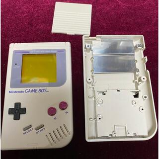 ゲームボーイ(ゲームボーイ)の初代ゲームボーイ ジャンク 部品取り用(携帯用ゲーム機本体)